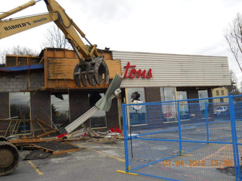 Harold 39 S Demolition And Recycling Opening Hours 36 Georgina St Brockville On