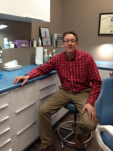 denturist owner has been practicing in kitchener waterloo for 30 years