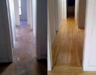 Irka Service Sablage de plancher a bois / Wood Floor Sander - Photo 1