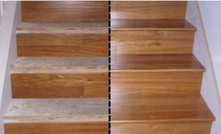 Irka Service Sablage de plancher a bois / Wood Floor Sander - Photo 2