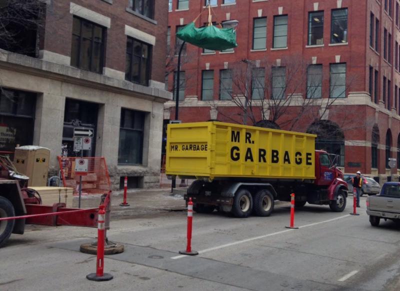 Mr Garbage - Photo 4