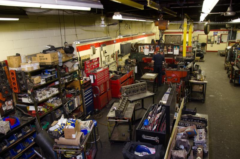 Wesley Machine Shop - Photo 2