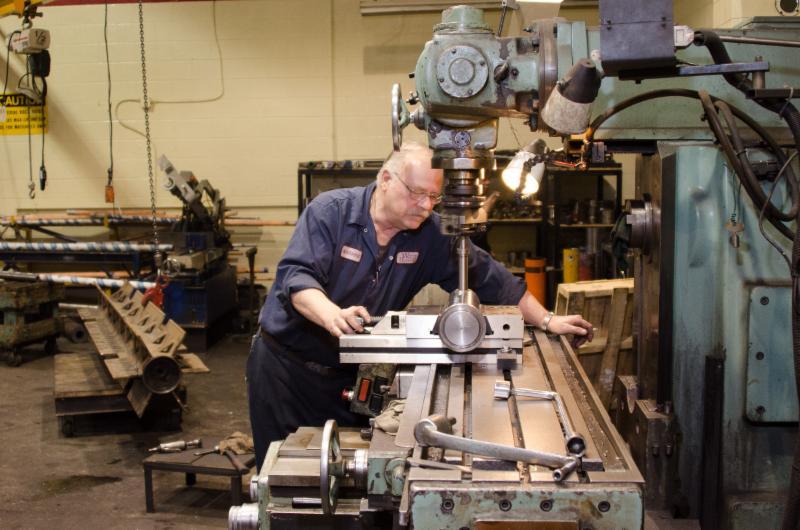 Wesley Machine Shop - Photo 8