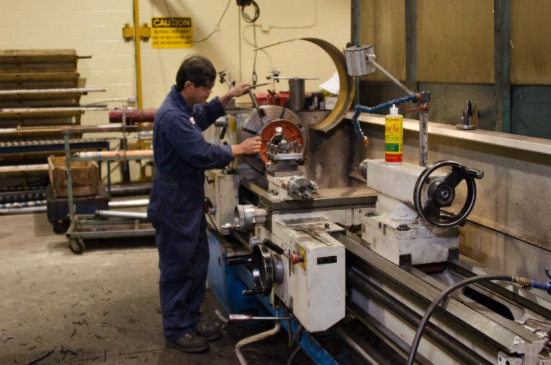 Wesley Machine Shop - Photo 9