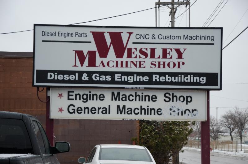 Wesley Machine Shop - Photo 10