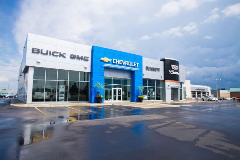 Bennett Chevrolet Cadillac Buick GMC - Photo 1