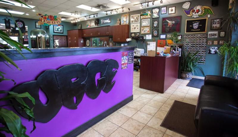 Second skin tattoo removal edmonton ab 6 10502 107 for Tattoo shops etobicoke