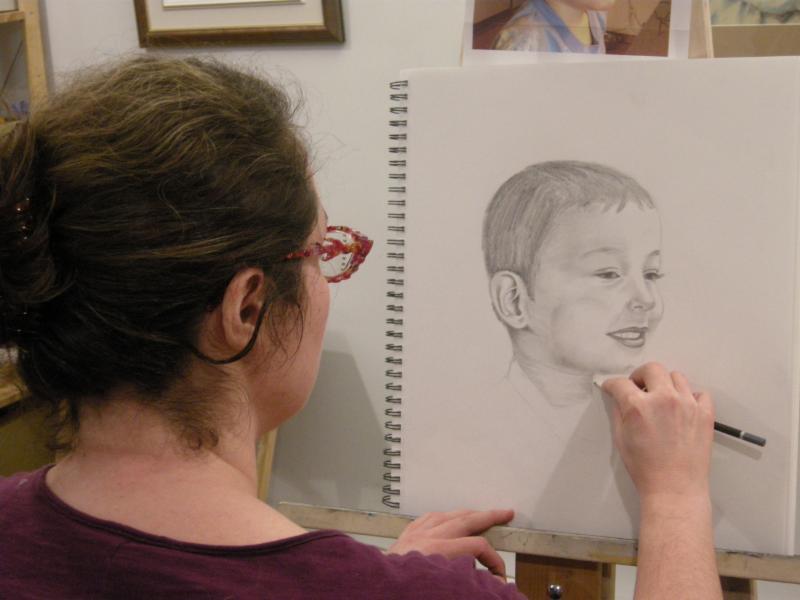 Atelier de Dessin & de Peinture Linda Boyte - Photo 3