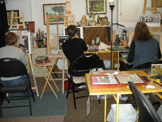 Atelier de Dessin & de Peinture Linda Boyte - Photo 5