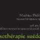 Mathieu Philibert Massothérapeute - Massothérapeutes - 418-931-6970