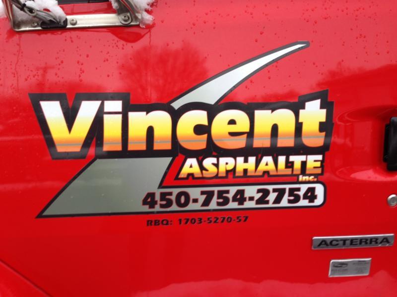 Vincent Asphalte Inc - Photo 1