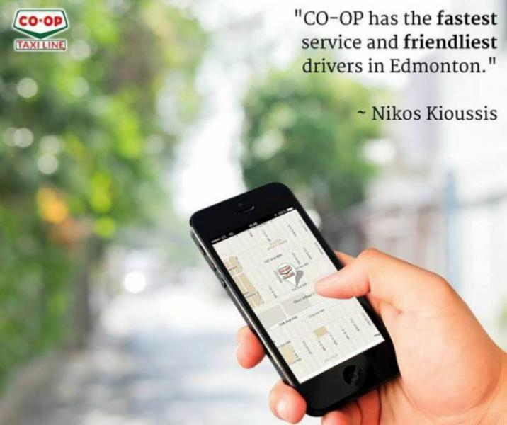 Co-op Taxi Line - Photo 23