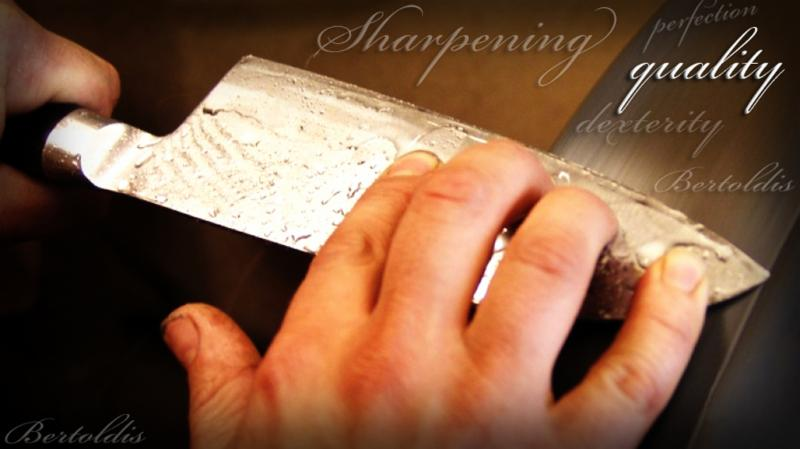 sharpening perfection quality dexterity - Affûtage Bertoldi`S