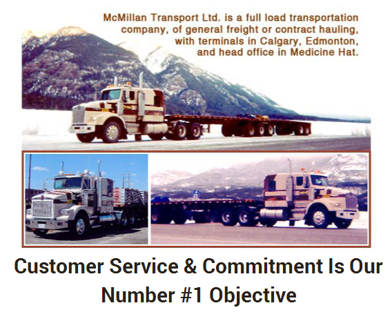 McMillan Transport Ltd - Photo 1