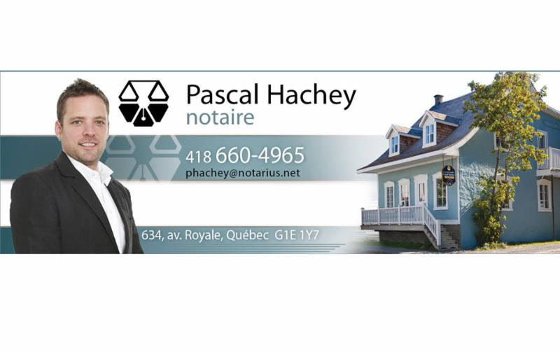 Pascal Hachey - Notaire - Photo 1
