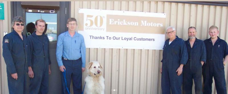 Erickson Motors - Photo 1