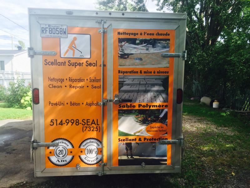 Scellant Super Seal - Photo 3