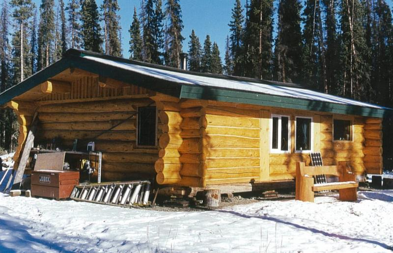 Watsons log homes 941 alaska hwy gd stn main whitehorse yt for Alaska log home builders