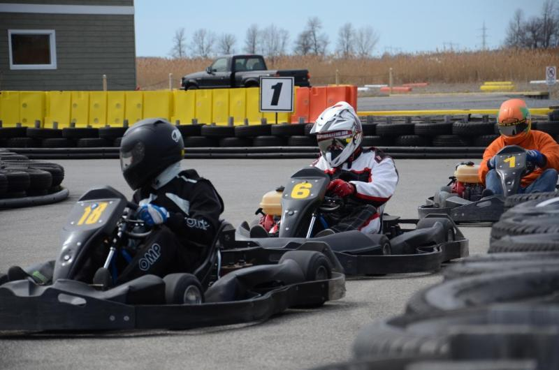 Karting st zotique opening hours 501 34 av e saint for Go kart montreal exterieur