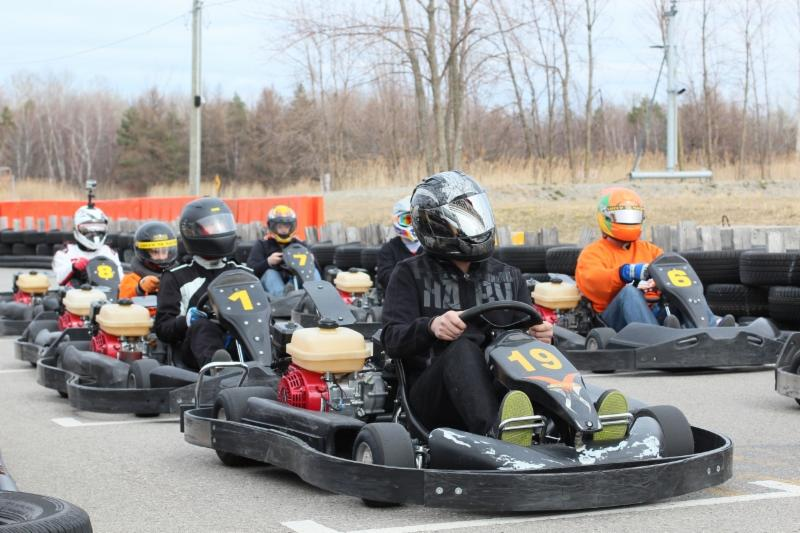 Karting st zotique saint zotique qc 501 34 av e for Go kart montreal exterieur