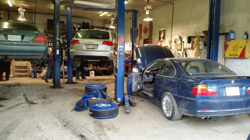 Mikes Auto Service - Photo 1