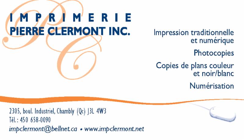 Imprimerie Pierre Clermont Inc - Photo 1