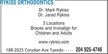 Rykiss Orthodontics - Photo 1