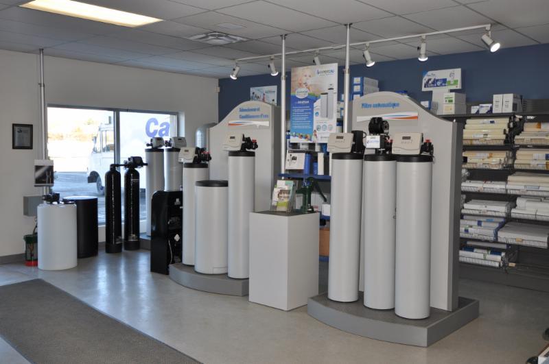 salle de montre Pompes et Filtration Mirabel - Pompes et Filtration Mirabel Inc