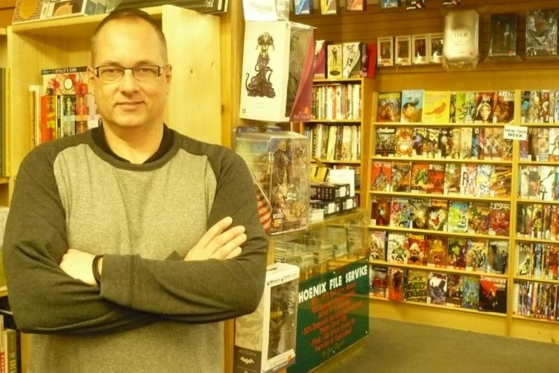 Phoenix Comic Books - Photo 1