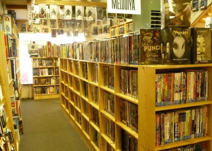Phoenix Comic Books - Photo 2