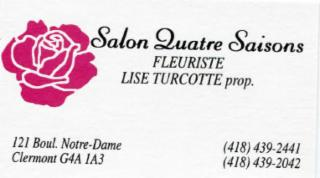 Fleuriste Salon Quatre-Saisons - Photo 1