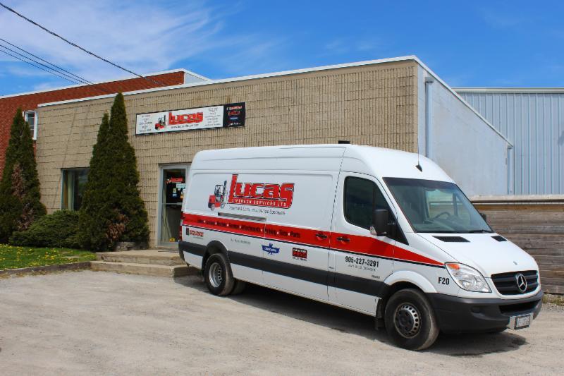 Lucas Liftruck Services Ltd - Photo 2
