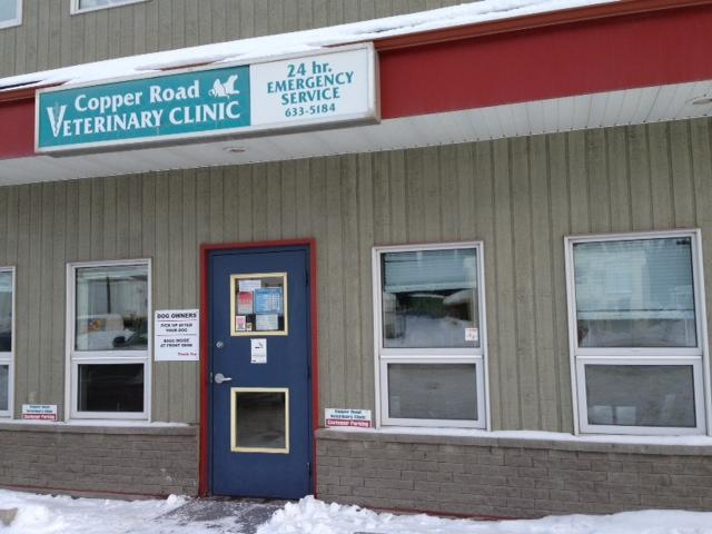 Copper Road Veterinary Clinic Ltd - Photo 1