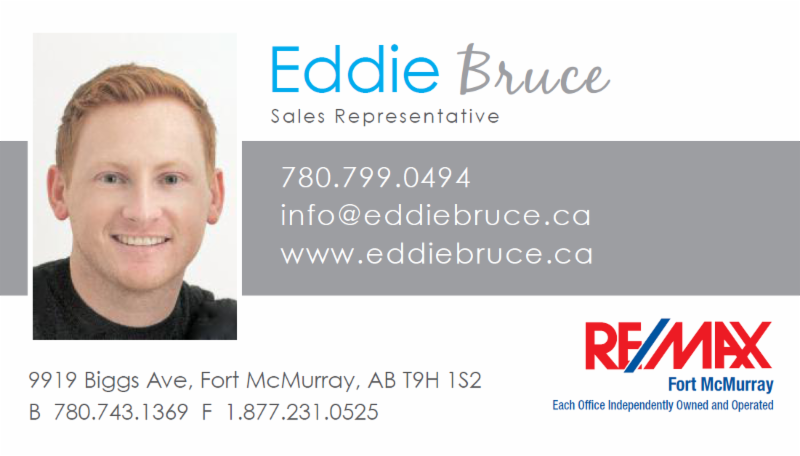 Eddie Bruce REMAX Fort McMurray - Photo 1