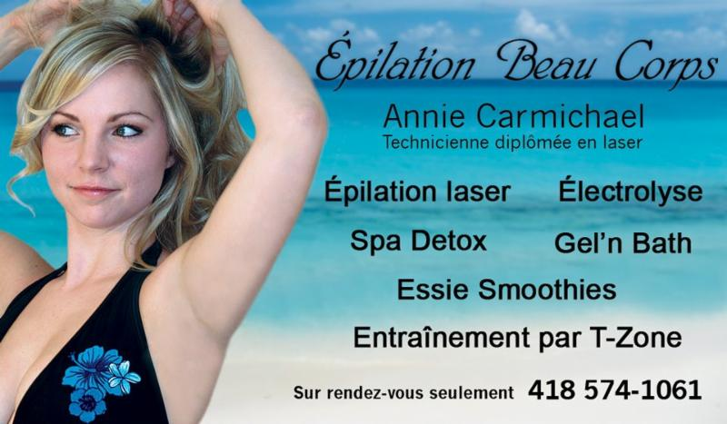 Epilation Beau Corps - Photo 1