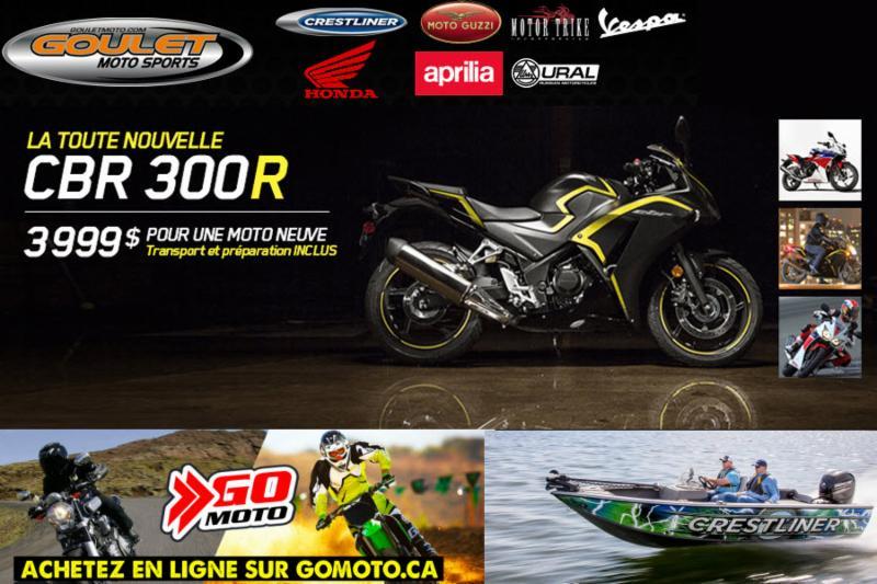 Goulet Moto Sports - Photo 2