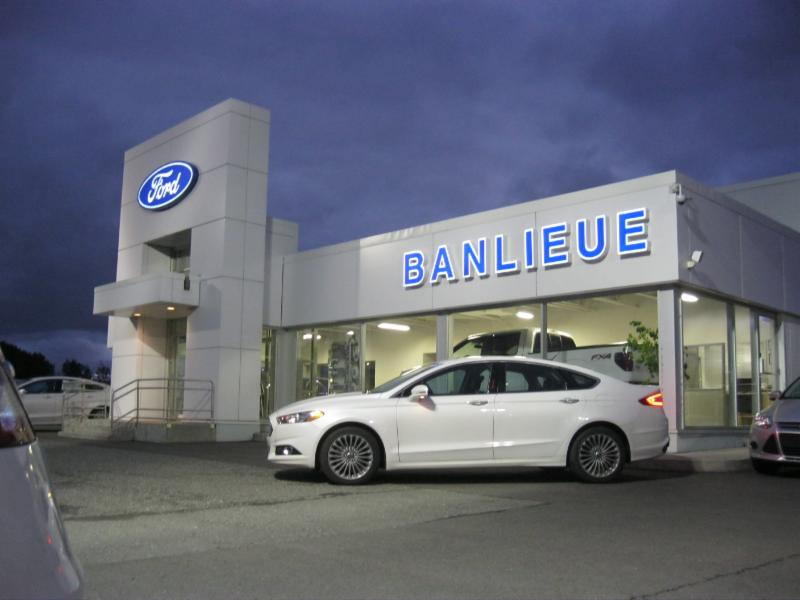 Banlieue Ford Inc - Photo 2