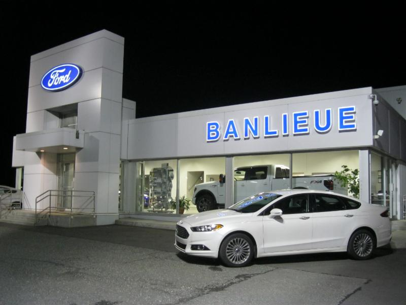 Banlieue Ford Inc - Photo 3