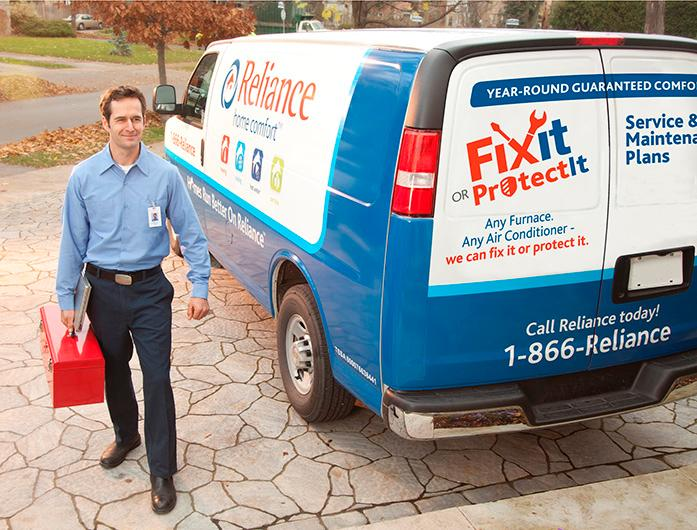 Reliance Superior Heating & Air Conditioning - Photo 5
