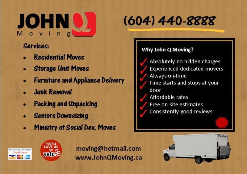 John Q Moving - Photo 1