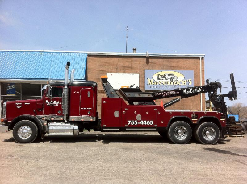 MacCulloch's Truck Services - Photo 1