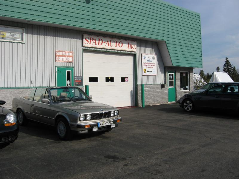 Garage spad auto inc val david qc 1475 rte 117 for Garage autocash saint maur