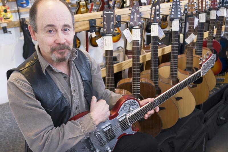 Kickaxe Guitars Inc - Photo 1