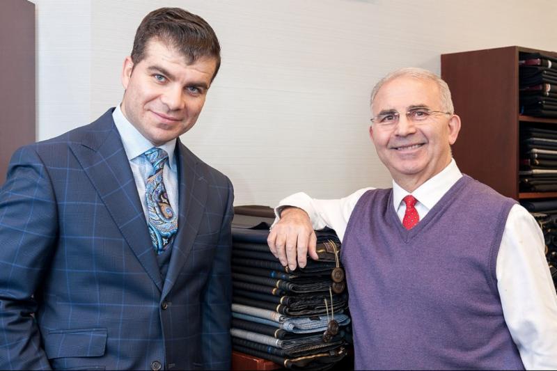 Umberto's Custom Tailors Ltd - Photo 1