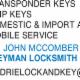 Airdrie Auto Lock & Key - Locksmiths & Locks - 403-945-0380