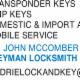 Airdrie Auto Lock & Key - Serrures et serruriers - 403-945-0380