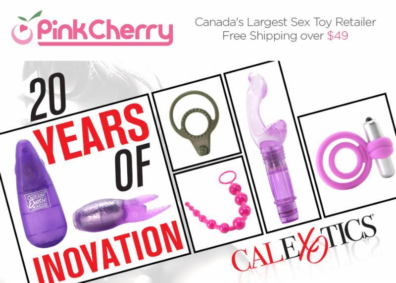 PinkCherry.ca Sex Toys Canada - Photo 1