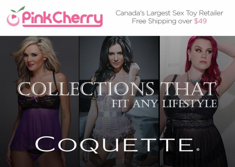 PinkCherry.ca Sex Toys Canada - Photo 2