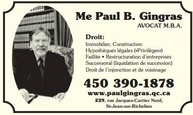 Gingras Paul B - Photo 1