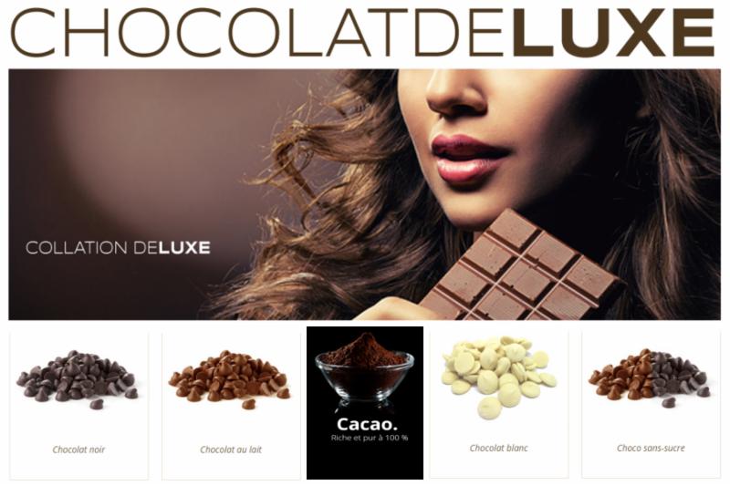 Certification Chocolat Deluxe à Montréal